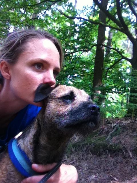 dog walk bow brickhill