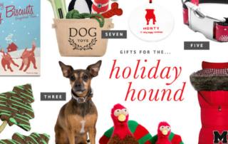 dog holiday gifts
