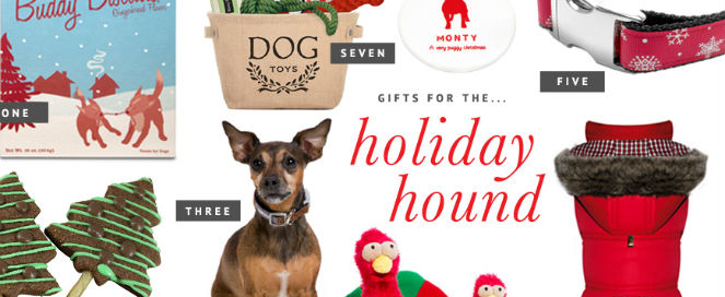 dog holiday gifts