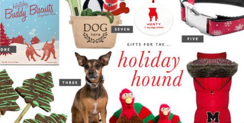 Dog gifts ideas for christmas