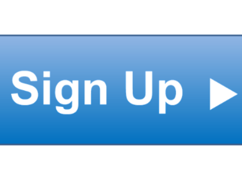 The Sign Up Process